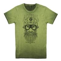 Acerbis T-shirt Rawrider Giallo 2