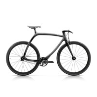 Rizoma Metropolitan Bike R77 Carbon Look - Black