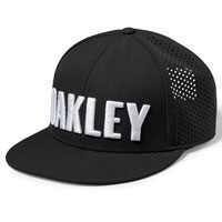 Oakley Hat Perf Blackout