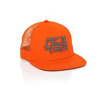 Acerbis Cap C Logo Arancio