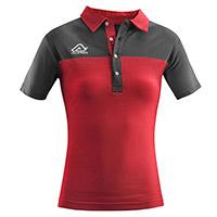 Acerbis Polo Belatrix Woman Red
