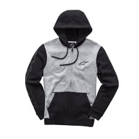 Alpinestar Felpa Machine Fleece Nero