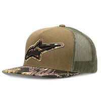 Alpinestar Cappello Trigger Army
