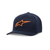 Cappellino Alpinestars Ageless Curve Arancio