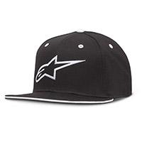 Alpinestars Ageless Flat Hat Black White