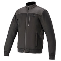 Alpinestars Cafè Track Fleece Black