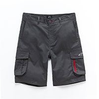 Alpinestars Pitpass Cargo Shorts Charcoal