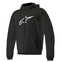 Felpa Alpinestars Chrome Sport Nero