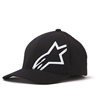 Alpinestars Corp Shift 2 Flexfit Hat Black White