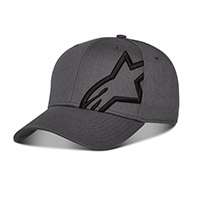 Alpinestars Corp Snap 2 Hat Charcoal