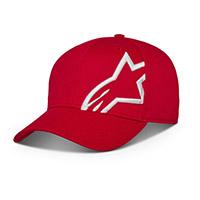 Cappellino Alpinestars Corp Snap 2 Rosso