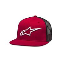 Cappellino Alpinestars Corp Trucker Rosso