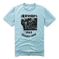 Camiseta Alpinestars Crew Premium azul