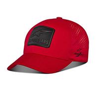 Cappellino Alpinestars Decore Lazer Tech Rosso