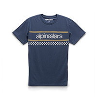 Alpinestars Finish Premium Tee Navy