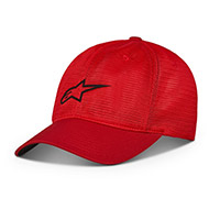 Cappellino Alpinestars Flow All Mesh Rosso