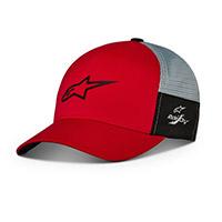 Cappellino Alpinestars Foremost Tech Rosso