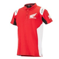 Alpinestars Honda Polo Orange