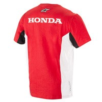 Alpinestars Honda T-shirt Orange