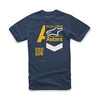 Alpinestars Label Tee Navy