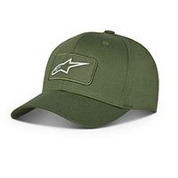 Cappellino Alpinestars Levels Verde