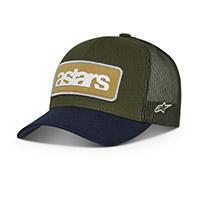 Alpinestars Manifest Trucker Hat Green