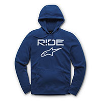 Alpinestars Ride 2.0 Fleece Navy White