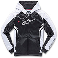 Alpinestars Strike Fleece Black White