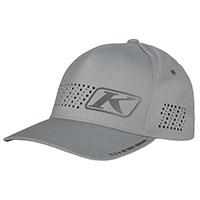 Cappello Klim Tech Rider Charcoal