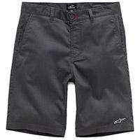 Pantaloni Corti Alpinestars Telemetric Chino Charcoal