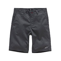Pantalons Court Alpinestars Telemetric Chino Charcoal