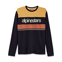 Alpinestars Topper Ls Tee Black