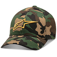 Alpinestars Visible Hat Camo Green