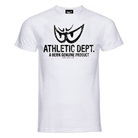 T Shirt Berik Tee 2.0 Athletic Bianco Nero