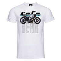 T-shirt Berik 2.0 Cafè Racer Blau