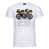 T-shirt Berik 2.0 Cafè Racer Gold