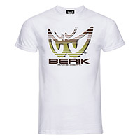 Camiseta Berik 2.0 Race Dept blanco