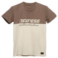 Dainese T-shirt Dunes Settantadue Brown