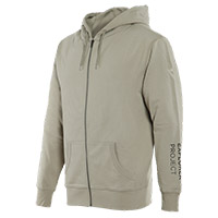 Sudadera Dainese Adventure Full Zip gris