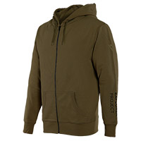 Sweatshirt Dainese Adventure Full Zip Olive