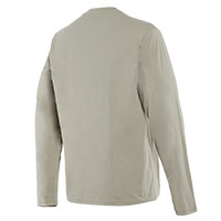 T Shirt Dainese Adventure Ls Gris