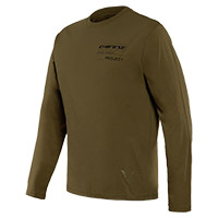 Dainese Adventure T Shirt Ls Olive