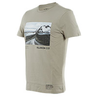 Dainese Adventure Dream T Shirt Grey
