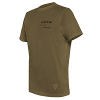 Dainese Adventure Long T Shirt Olive