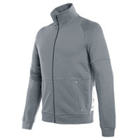 Dainese Full Zip Sweatshirt Gray Gate