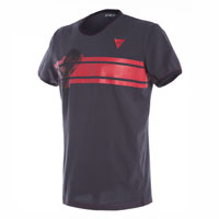 DAINESE GLOVE T-SHIRT BLACK
