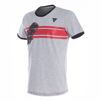 Dainese Glove T-shirt Grey