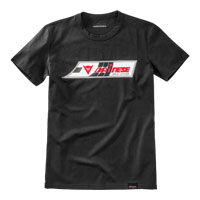 Dainese Speed-leather T-shirt Black