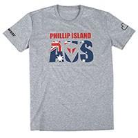 Dainese T-shirt Phillip Island D1