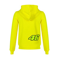 Felpa Bimbo Dainese The Doctor 46 Giallo Bimbo